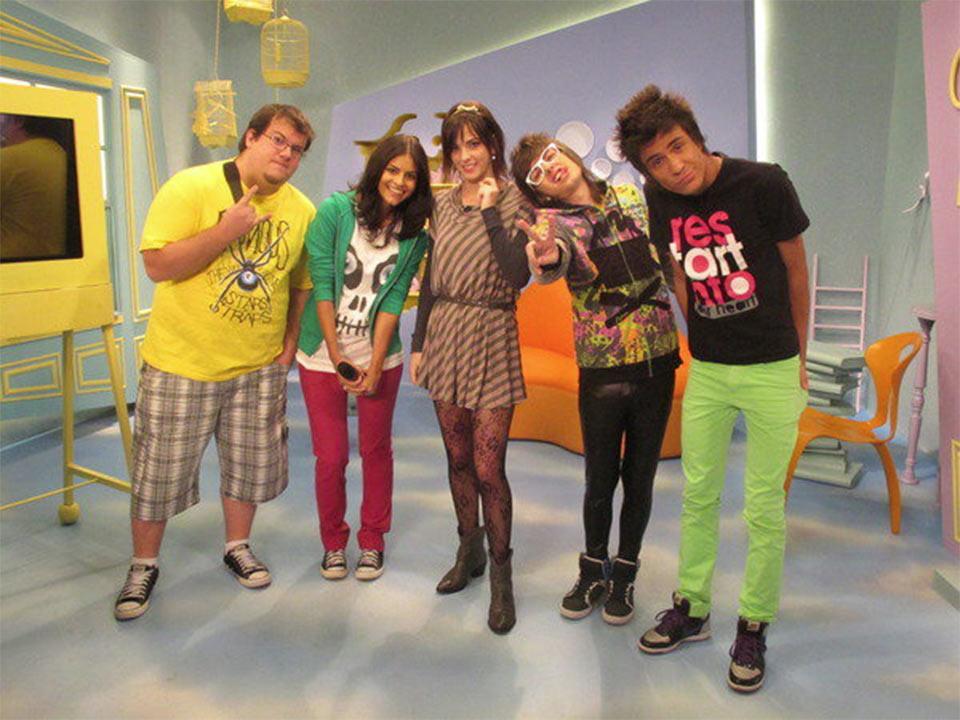 Um dos últimos grandes momentos da MTV Brasil