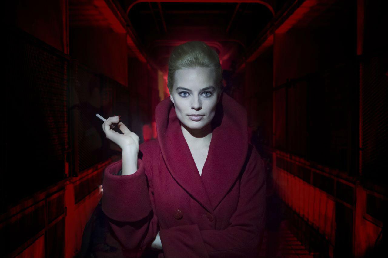 Margot Robbie na primeira imagem de Terminal