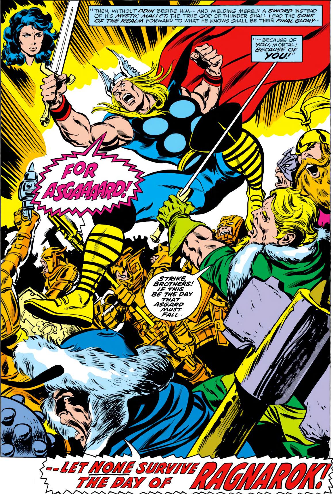HQs pra ler DEPOIS de ver Thor: Ragnarok   JUDAO.com.br