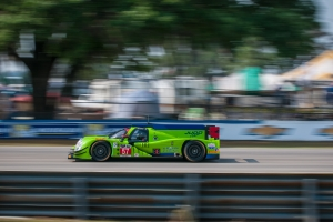 Krohn Racing Ligier Judd HK LMP2 fast and reliable at Sebring