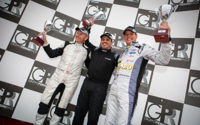 Victory at Imola for Judd powered cars