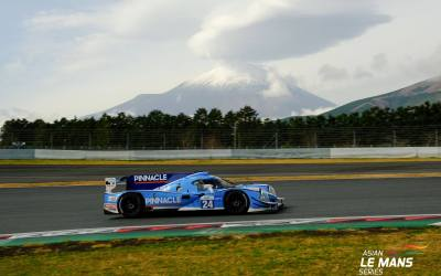 Asian Le Mans Victory at Fuji for Algarve Pro Judd