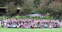 Our retreat family~