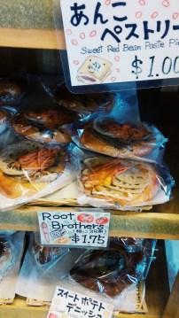 Clover Bakery: interesting items!