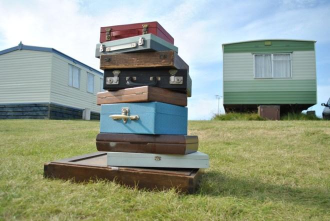Traces: mobile exhibition