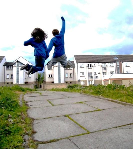 Jump photography workshop (Alicia Bruce Artist)
