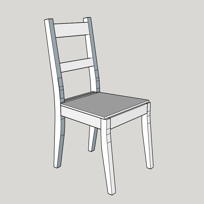 chair design sketchup wheelchair guy movie making a jude kenny 7 with the major parts figured out i saved version of model for measuring within moved around to see how they