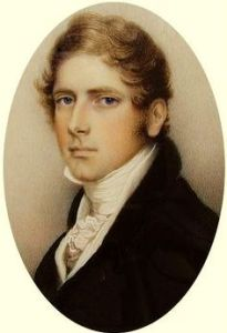 Edward Archer by Andrew Plimer, 1815