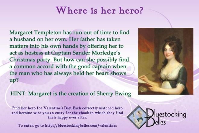 Ewing Heroine Margaret Templeton