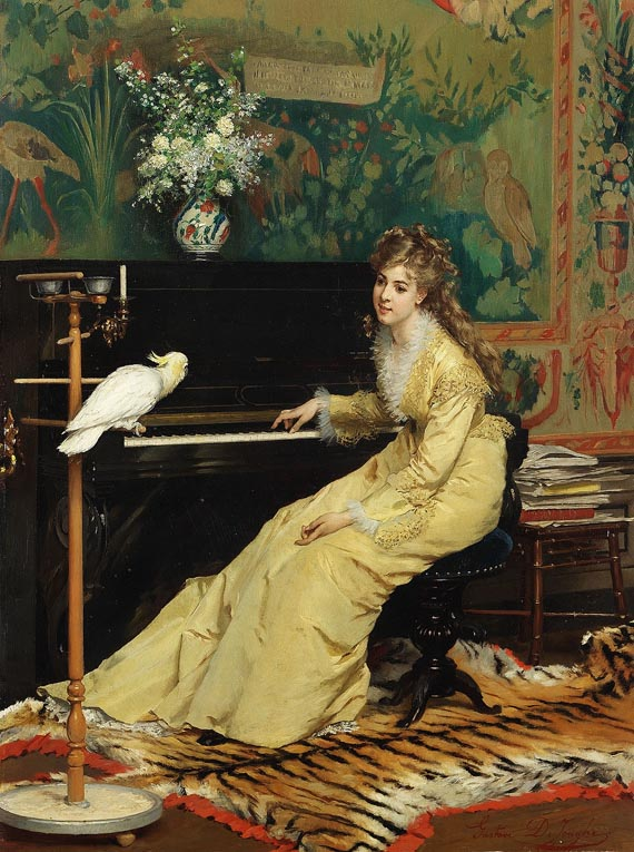 woman-at-the-piano-with-cockatoo-by-gustave-lc3a9onard-de-jonghe-1870