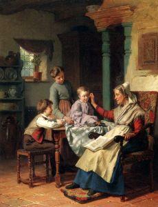 family-scene