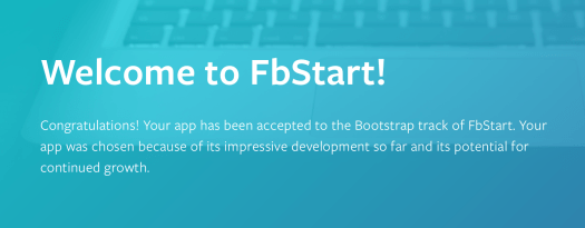 FbStart accepts Matchbox