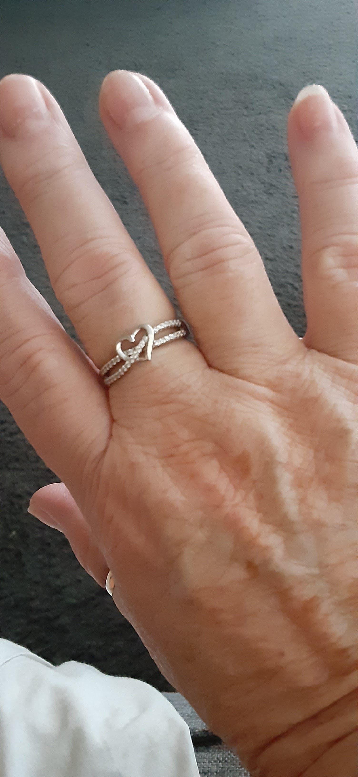 Dreamland Jewelry Rings : dreamland, jewelry, rings, Sterling, Silver, Heart