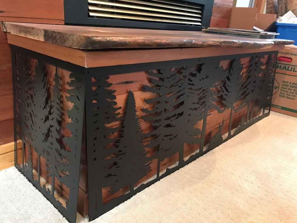 Metal Panel Custom