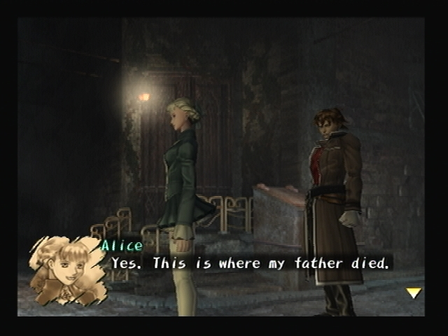 Image result for shadow hearts alice father