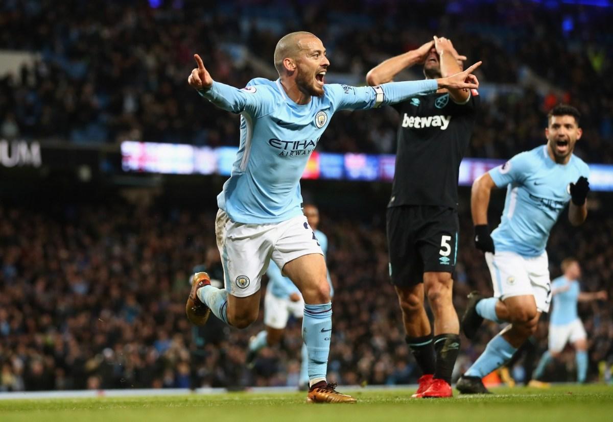 Pelatih Manchester City Josep Guardiola Menggungkapkan Masa Depan Salah Satu Pemain David Silva Di City