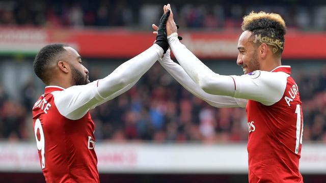 Pemain Mega Bintang Aubameyang Dikabarkan Selalu Menjadi Mesin Pencetak Gol Untuk Club Arsenal