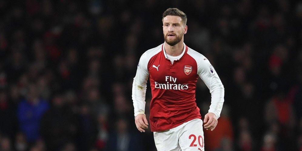 Raksasa Club Arsenal Dikabarkan Akan Segera Menjual Salah Satu Pemain Shkodran Mustatif
