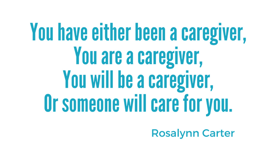 Wrapping Up National Caregivers Month
