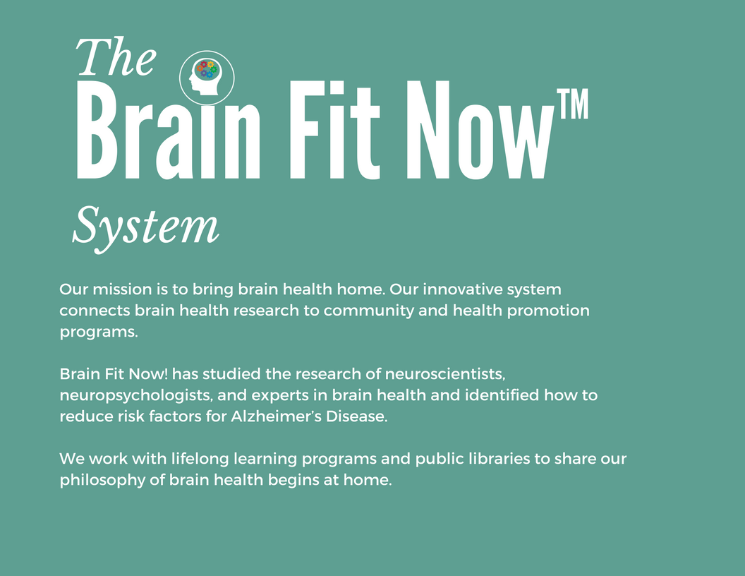 Brain Fit Now Event