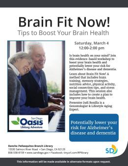 Brain Health Awareness Week