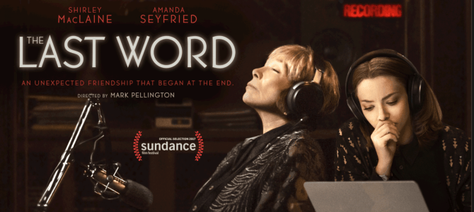 Film Review The Last Word Who Has It?