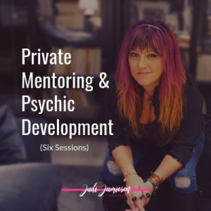 Psychic mentor and private training