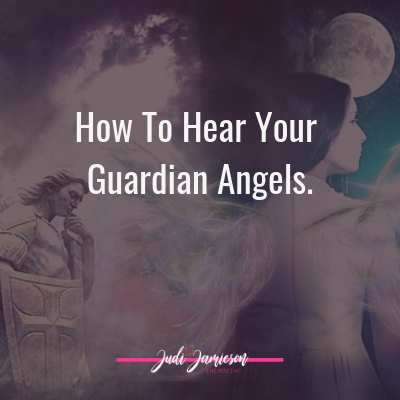How to hear your guardian angels