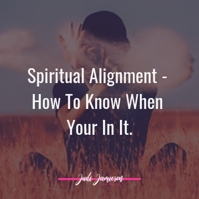 Spiritual Alignment – Get in it to manifest fast