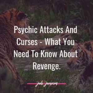 Psychic attacks and curses