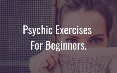Psychic exercises for beginners