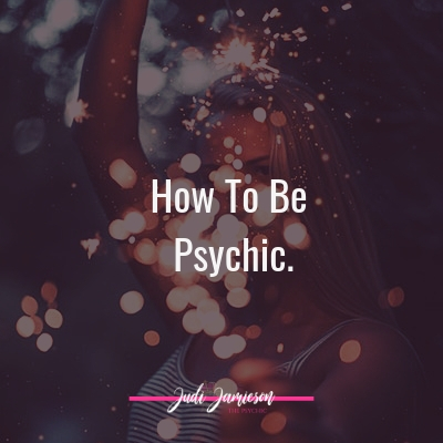 How to be a Psychic. Simple steps to do
