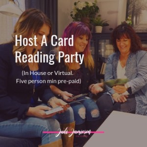 Card reading party
