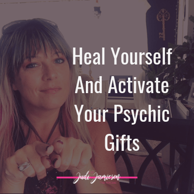 How to heal yourself and activate your natural gifts