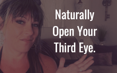 How to open your third eye and psychic senses.