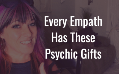 The empaths psychic gifts