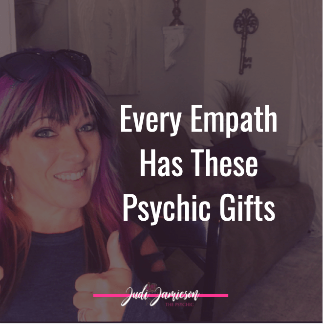 empaths psychic gifts