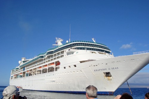 Meet Rhapsody of the Seas, Royal Caribbean - judimeetsworld