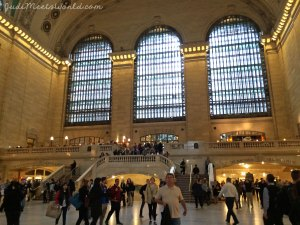 Meet Grand Central Station.