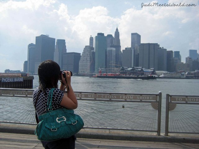 Meet Brooklyn Bridge Park, NYC. - judimeetsworld