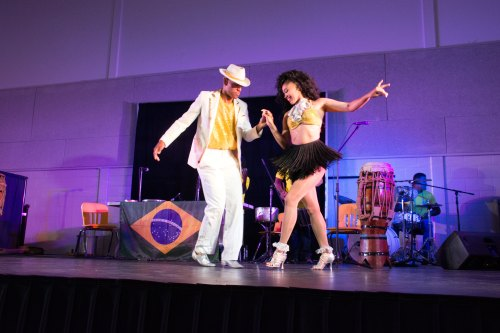 Alo Brazil Pavilion. #Folklorama47 #WovenTogether - judimeetsworld