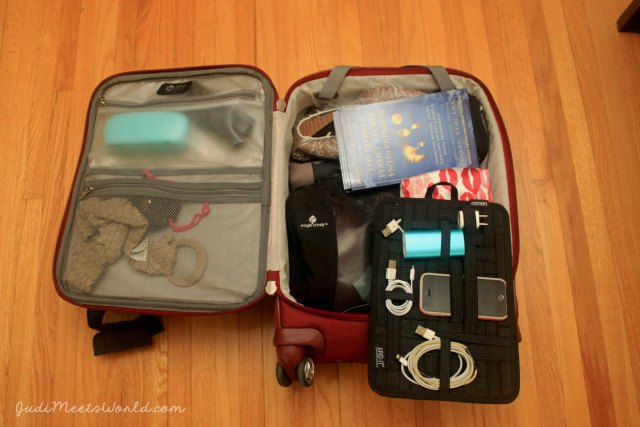 Meet my Carry-On luggage and packing tips - judimeetsworld