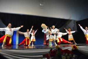 Spirit of Ukraine Pavilion. #Folklorama47 #WovenTogether - judimeetsworld