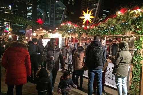 Meet Vancouver Christmas Market.