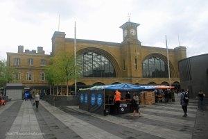 Meet King's Cross Station.