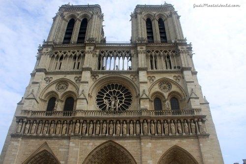 Meet Notre-Dame de Paris.
