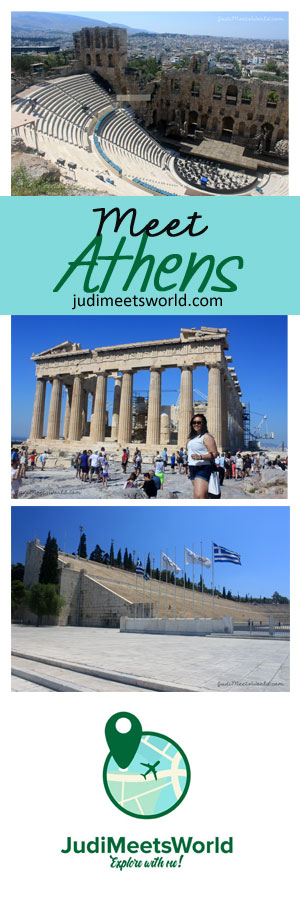 Meet Athens, Greece.