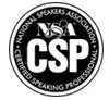 NSA Certified Speaking Professional