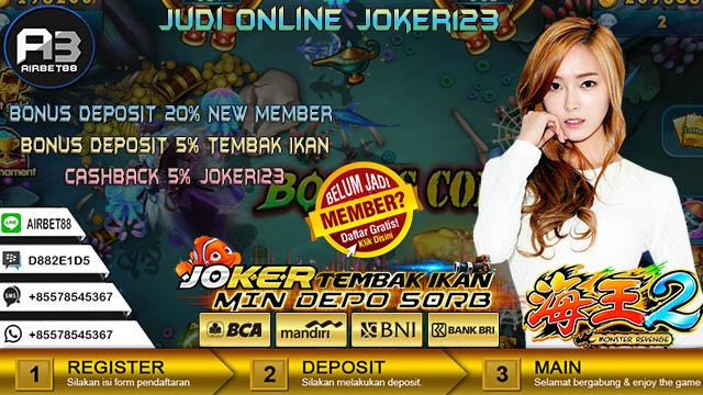 Judi Online Joker123