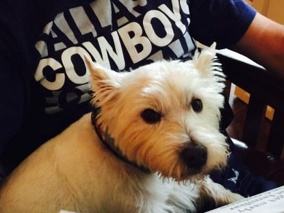 Duffy likes the Cowboys.